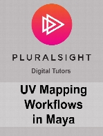 Digital Tutors - UV Mapping Workflows in Maya