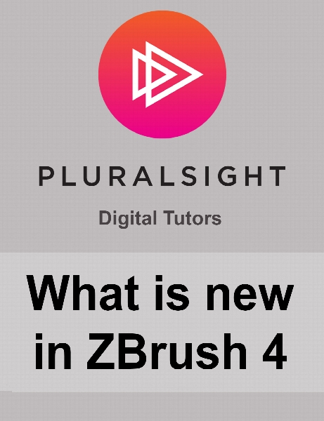 Digital Tutors - What is new in ZBrush 4