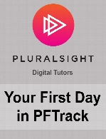 Digital Tutors - Your First Day in PFTrack