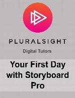 Digital Tutors - Your First Day with Storyboard Pro