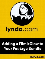 Lynda - Adding a Filmic Glow to Your Footage Bundle