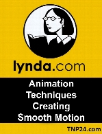 Lynda - Animation Techniques Creating Smooth Motion