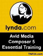 Lynda - Avid Media Composer 5 Essential Training