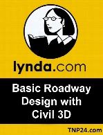 Lynda - Basic Roadway Design with Civil 3D