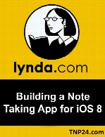Lynda - Building a Note Taking App for iOS 8