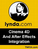 Lynda - Cinema 4D And After Effects Integration