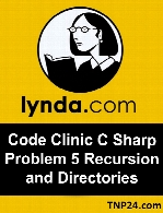 Lynda - Code Clinic C Sharp Problem 5 Recursion and Directories