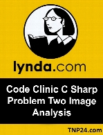 Lynda - Code Clinic C Sharp Problem Two Image Analysis