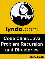 Lynda - Code Clinic Java Problem 5 Recursion and Directories