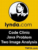 Lynda - Code Clinic Java Problem Two Image Analysis