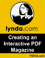 Lynda - Creating an Interactive PDF Magazine