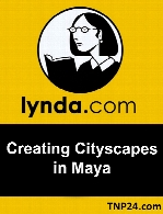 Lynda - Creating Cityscapes in Maya