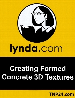 Lynda - Creating Formed Concrete 3D Textures