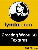 Lynda - Creating Wood 3D Textures