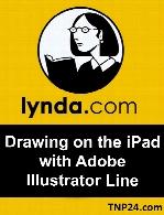 Lynda - Drawing on the iPad with Adobe Illustrator Line