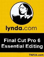 Lynda - Final Cut Pro 6 Essential Editing