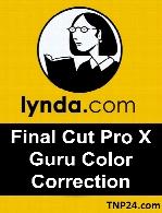 Lynda - Final Cut Pro X Guru Color Correction