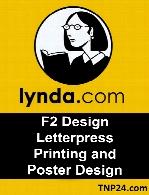 Lynda - F2 Design Letterpress Printing and Poster Design