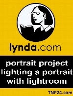 Lynda - Portrait Project Lighting A Portrait With Lightroom