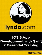 Lynda - iOS 9 App Development with Swift 2 Essential Training