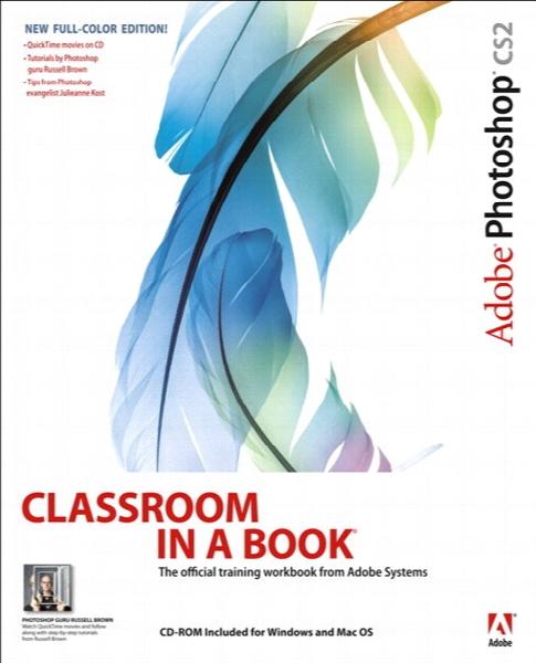 Adobe Press Adobe Photoshop CS2 Classroom in a Book