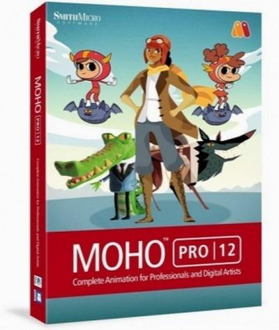 Smith Micro Moho Pro 12.4.0.22203