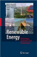 انرژی تجدیدپذیر؛ صنعت، اقتصاد و محیط زیستRenewable Energy: Technology, Economics and Environment
