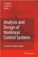 آنالیز و طراحی سیستم‌های کنترل غیرخطیAnalysis and Design of Nonlinear Control Systems: In Honor of Alberto Isidori