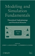 اصول اساسی شبیه‌سازی و مدل‌سازیModeling and Simulation Fundamentals: Theoretical Underpinnings and Practical Domains