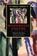 شعر مدرن همراه با کمبریجThe Cambridge Companion to Modernist Poetry