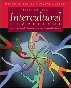صلاحیت بین‌فرهنگی / Intercultural Competence: Interpersonal Communication Across Cultures (6th Edition)