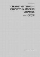 مواد سرامیکی – پیشرفت در سرامیکهای مدرنCeramic Materials – Progress in Modern Ceramics