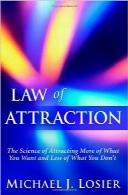 قانون جاذبه؛ علم جذب بیشتر آنچه میخواهید و جذب کمتر آنچه نمیخواهیدLaw of Attraction: The Science of Attracting More of What You Want and Less of What You Don't
