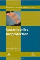 منسوجات هوشمند برای محافظتSmart textiles for protection