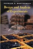 طراحی و تحلیل آزمایشها؛ ویرایش پنجمDesign and Analysis of Experiments, 5th Edition