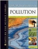 دایره‌المعارف آلودگیEncyclopedia of Pollution (Facts on File Science Library) (2 Volume Set)