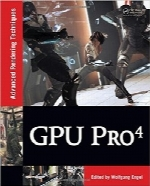 GPU Pro 4؛ تکنیکهای پیشرفته رندرینگGPU Pro 4: Advanced Rendering Techniques