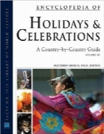 دایره‌المعارف تعطیلات و جشن‌هاEncyclopedia of Holidays And Celebrations: A Country-by-country Guide (Three Volume Set)