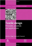 طراحی پارچه؛ اصول، پیشرفت‌ها و کاربردهاTextile Design: Principles, Advances and Applications (Woodhead Publishing Series in Textiles)