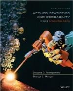 آمار و احتمال کاربردی برای مهندسانApplied Statistics and Probability for Engineers