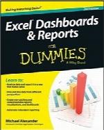 گزارشها و داشبوردهای اکسل بهزبان سادهExcel Dashboards and Reports For Dummies (For Dummies (Computers))
