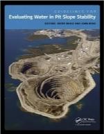 راهبردهایی برای ارزیابی آب در پایداری شیب گودالGuidelines for Evaluating Water in Pit Slope Stability