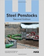 پنستاکهای فولادیSteel Penstocks (MOP 79) (Asce Manual and Reports on Engineering Practice)
