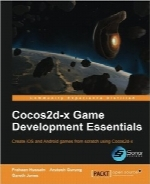 ضروریات توسعه بازی با  Cocos2d-xCocos2d-x Game Development Essentials
