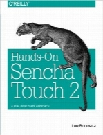 راهنمای کاربردی Sencha Touch 2Hands-On Sencha Touch 2: A Real-World App Approach