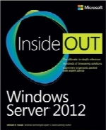Inside Out ویندوز سرور 2012Windows Server 2012 Inside Out