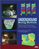 روش‌های استخراج زیرزمینیUnderground Mining Methods: Engineering Fundamentals and International Case Studies