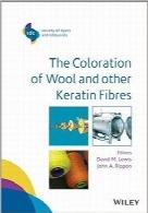 رنگآمیزی پشم و دیگر الیاف کراتینThe Coloration of Wool and Other Keratin Fibres