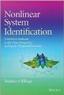 تشخیص سیستم غیرخطی؛ روشهای NARMAX در زمان، فرکانس و دامنههای فضا-زمانیNonlinear System Identification: NARMAX Methods in the Time, Frequency, and Spatio-Temporal Domains