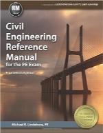 راهنمای مرجع مهندسی عمران برای آزمون PECivil Engineering Reference Manual for the PE Exam